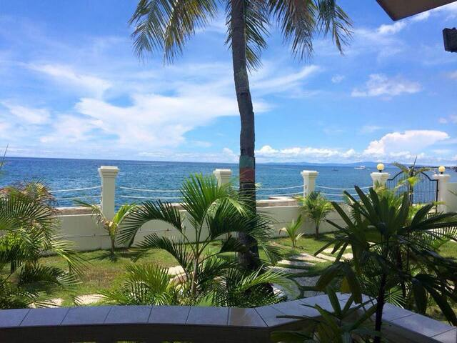 Private B&B on the Beach - Sibulan