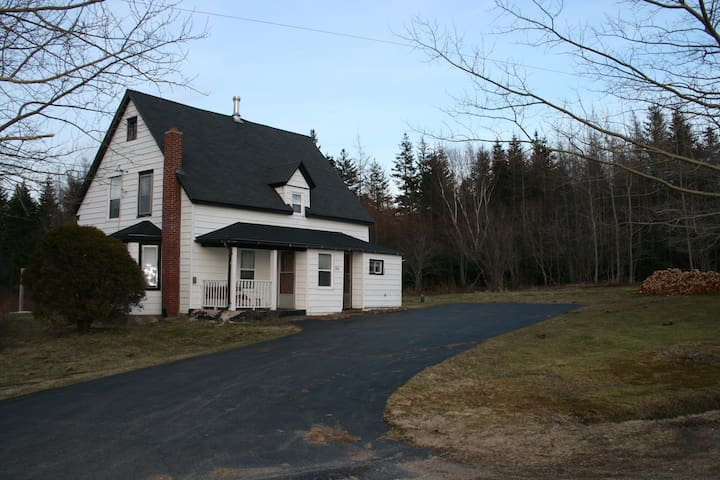 Quaint family home in Cape Breton