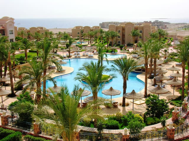 Pyramisa Sunset Pearl Appartments Sahl Hasheesh