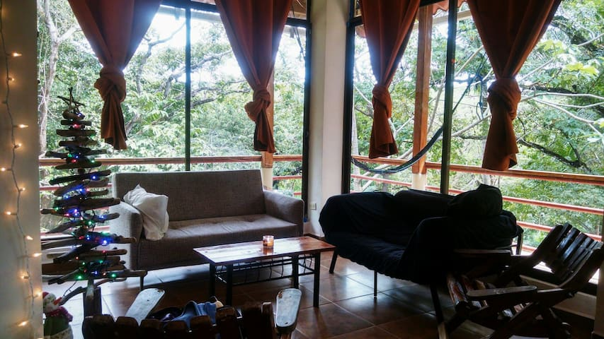 Jungle Beach Studio - Nosara - Apartamento