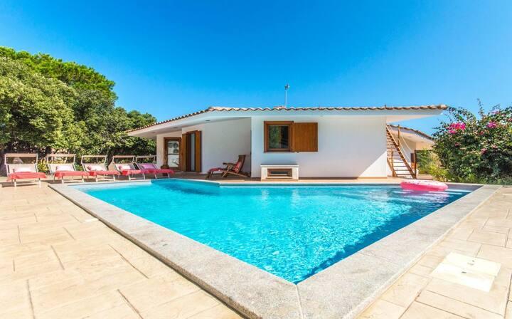 Villa Beranu at Sardegna