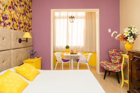 Apartamento Rio de Janeiro Colorido