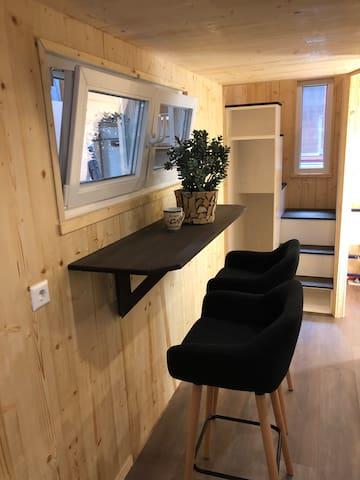 Tiny House Nordic Fjöll