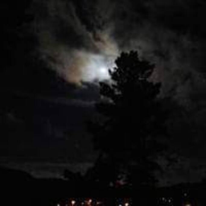 Noches maravillosas y estrelladas