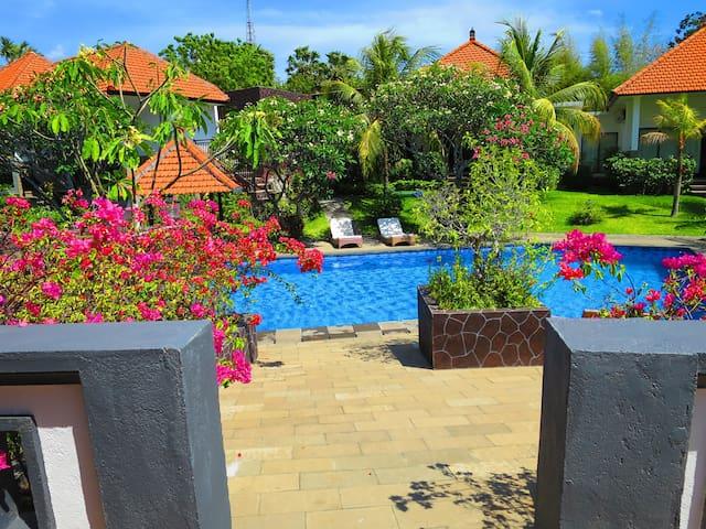 Tulamben  Liberty Deluxe Family Villa