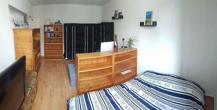 Appartement cosy idéalement situé pour 2 personnes