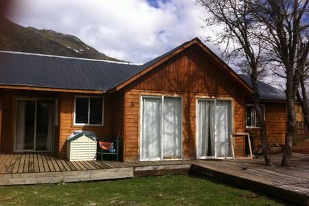 Cabaña en Valle Las Trancas