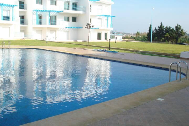 Appartement Meublé 60 m2 Cabo Negro - M'diq - Квартира