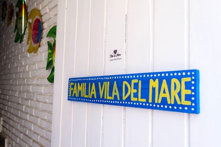 Flat Família Villa del Mare