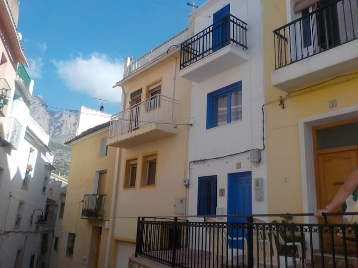 Pretty townhouse in Finestrat
