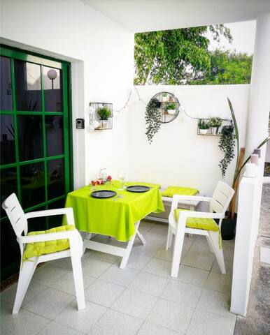 Apartamento Sunny Corner con terraza en zona tranquila
