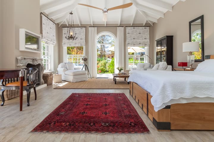Luxury Cottage with Mountain Views - Cape Town - Villa