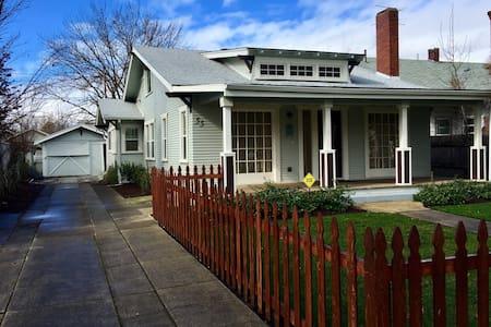 Historic Craftsman~Downtown Medford - Medford - Dom