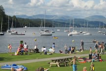 Fellfoot on Windermere