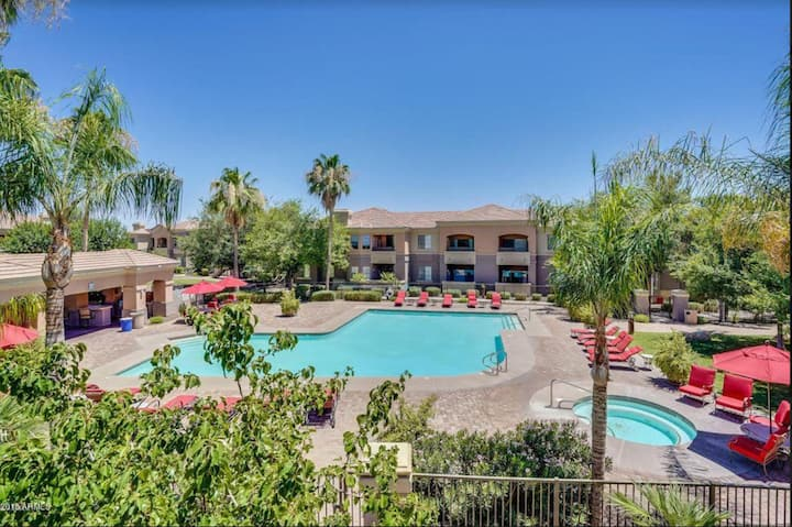 Clean and Immaculate 2bed2bath in Mesa, AZ!