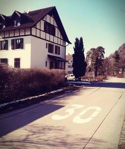 Ferienwohnung in ruhiger Umgebung bei Bregenz
