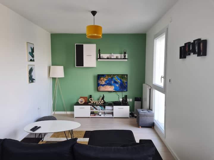 Studio neuf et très propre a Châtenay-Malabry 92