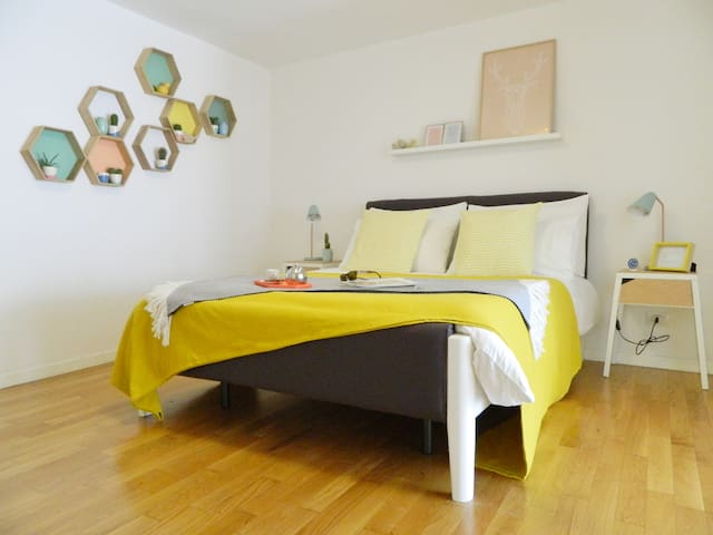 Modern Central Apartment Catania - Catania - House