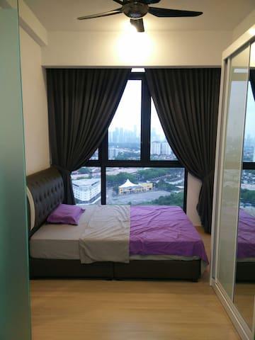 Shamelin Star Residence - Kuala Lumpur - Departamento