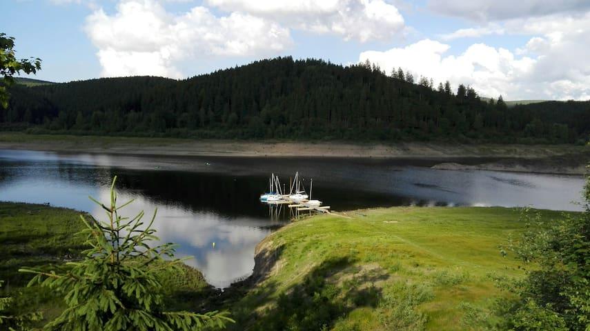 Ferienwohnung STERNENHIMMEL, Altenau am Thermalbad