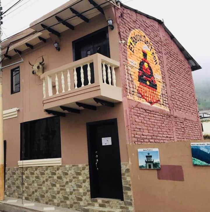 El Balcón Del Tren Guest House Alausi