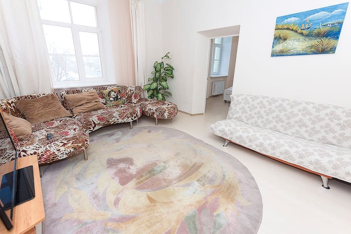 Apartments in center of Minsk