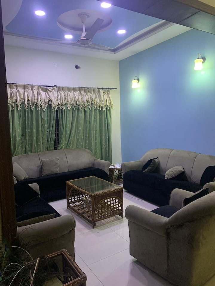 Dream House Private house Clean,furnished,standard