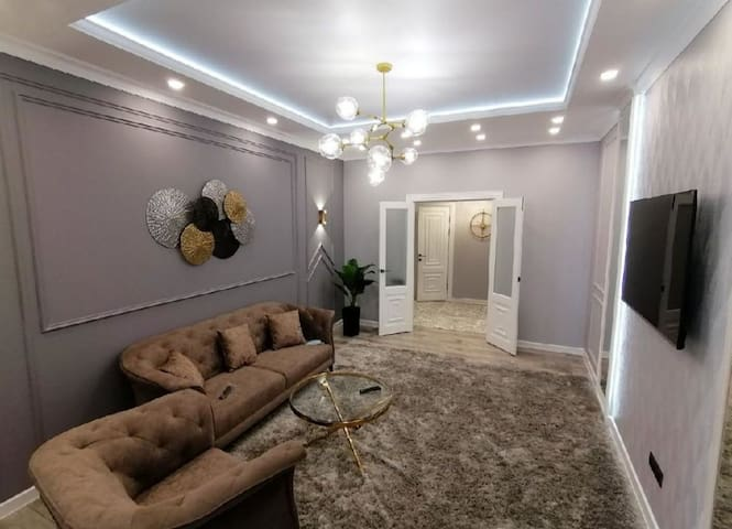 Rent apartment for long term period.