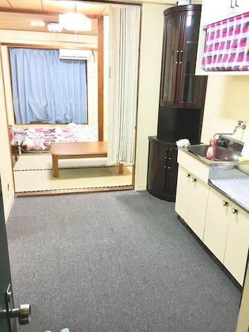 35 Nanba&Shinsaibashi ST Very Near - Chuo Ward, Osaka - Apartment