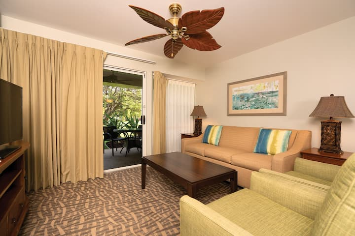 2 Bedroom Suite at Paniolo Greens