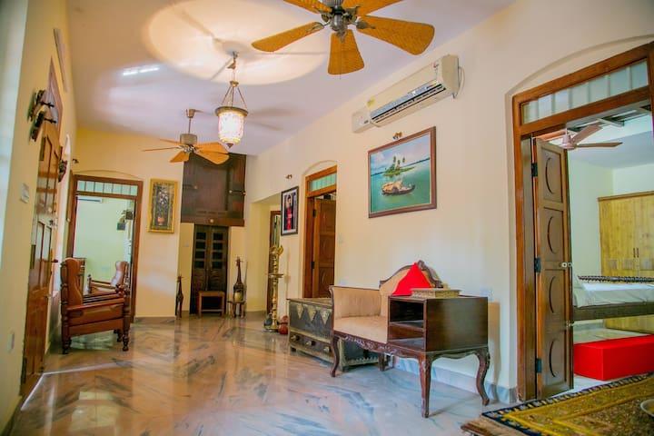 Trium Heritage Villa - Chengannur - โรงแรมเฮอริเทจ (อินเดีย)