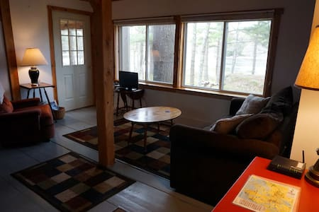 Lovely Waterfront Cottage with Screened in Porch - Georgetown - Flat