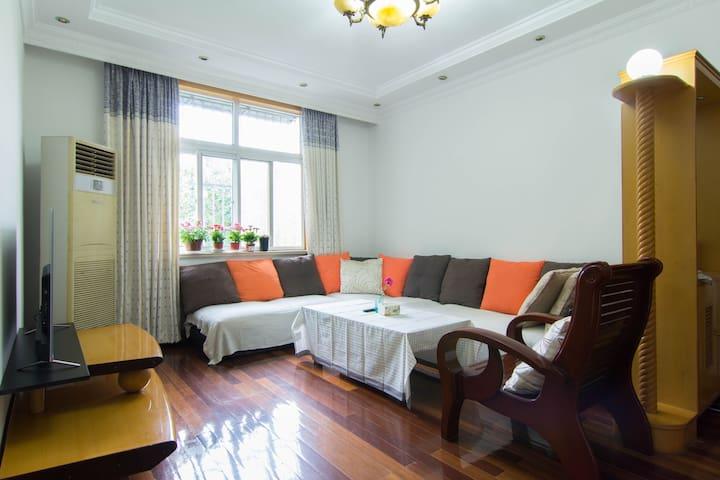 couchsurfing@中山公园 沙发客首选 靠近2、3、4地铁 - Sanghaj - Lakás