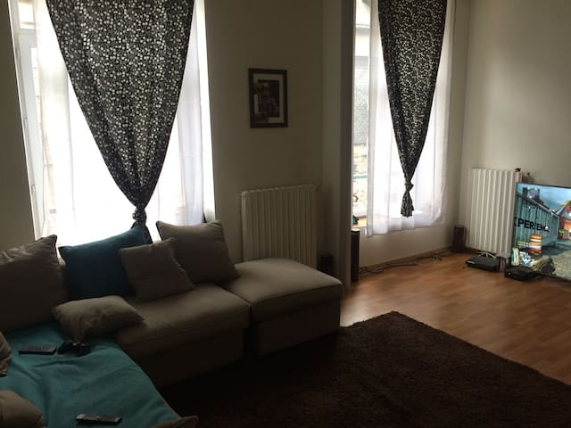 Appartement centre st brieuc - Saint-Brieuc - Apartamento