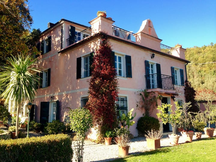 """Villa Barca """"La Pergola"""" Relax in a historic Villa"""