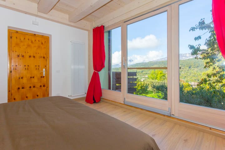 Room with a view in dream house - Vigo - Bed & Breakfast