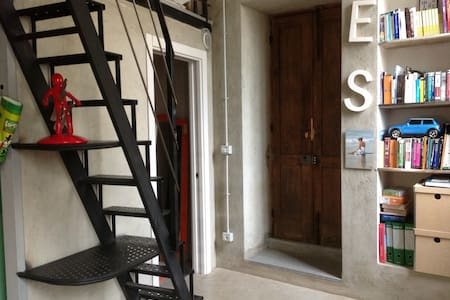 Loft a due passi dal centro - Turin