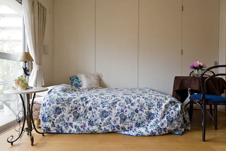 Excellent location & Beautiful room with balcony - Shinagawa-ku - 公寓