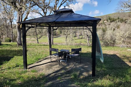 North Umpqua river front RV space or  camping