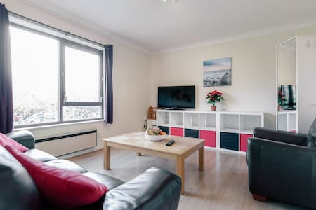 Double Room with own bathroom near Imperial Wharf - London - Apartment