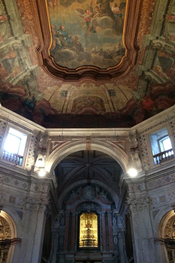 Menino Deus, hidden architectural jewel