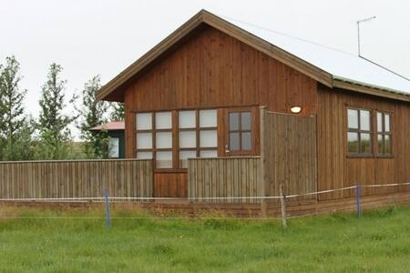 Hólamýri cabin