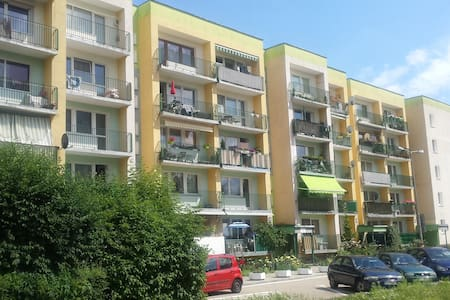 Przytulne mieszkanie wśród zieleni blisko centrum - シュチェチン (シュテティン) - アパート