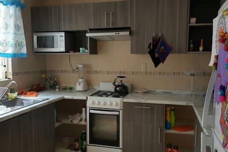 Habitaciones cómodas - Casa