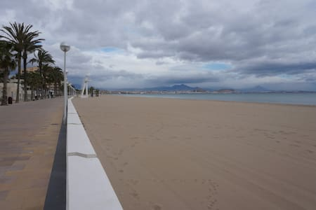 Apartamento con vistas al mar. Apartment sea view. - Alacant