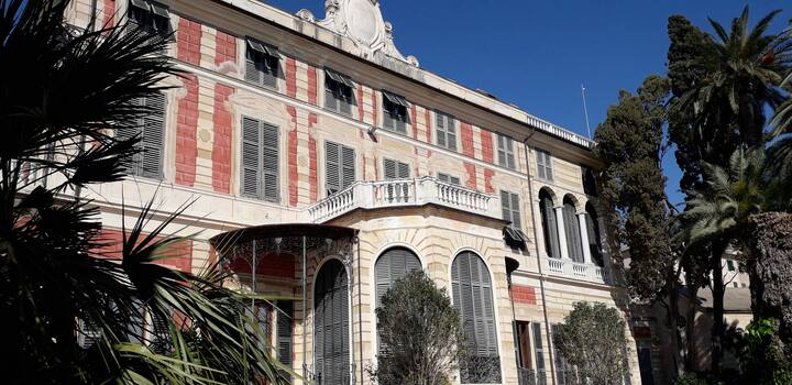 aristocratic palace