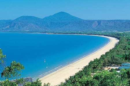 Tropicool Four Mile Beach Studio Apartment - Port Douglas - Casa