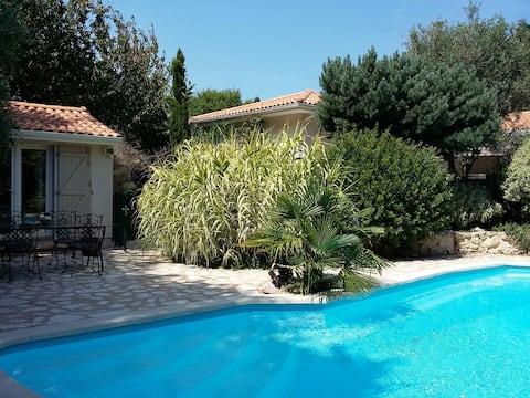"""Guest-house à 30 """"de Bordeaux et de Lacanau"""