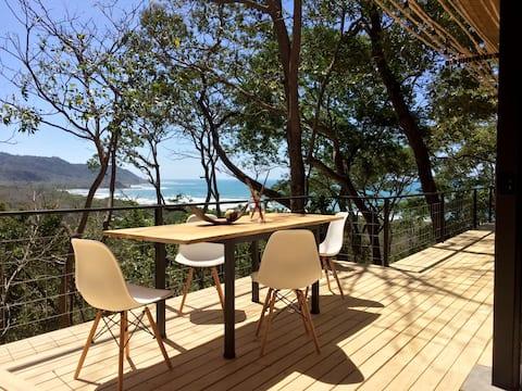 Ocean View with Private Pool - Santa Teresa Beach