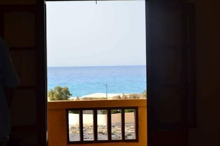 Flat with sea view for 6 people in Marsa Matrouh